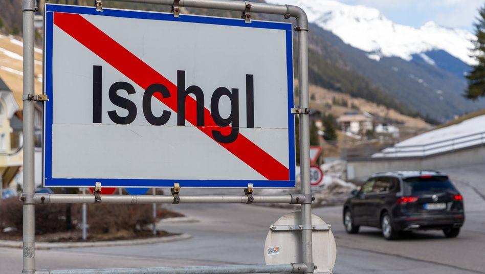 Das österreichische Bundesland Tirol - und damit der Tourismusort Ischgl - zählt für die Bundesregierung nun zu den Risikogebieten