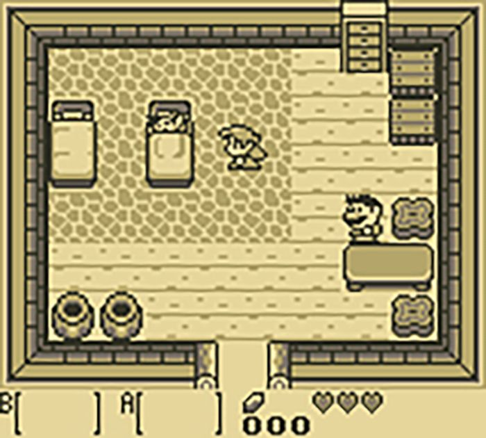 """The Legend of Zelda: Link's Awakening"": Früher war das alles grau"