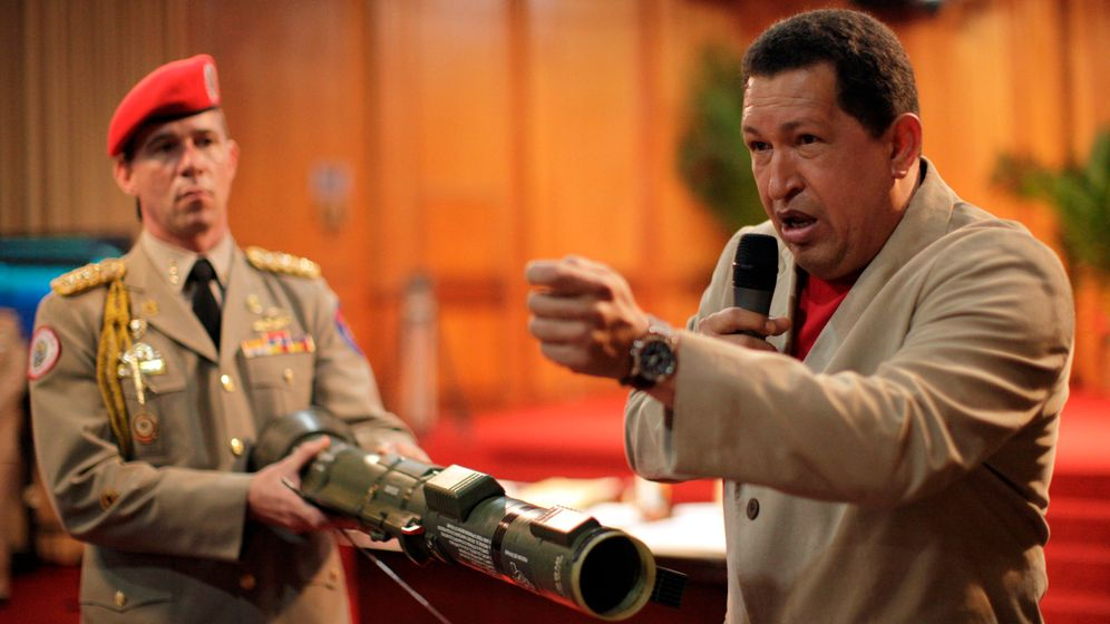Venezuela gegen Kolumbien: Wettrüsten in Lateinamerika