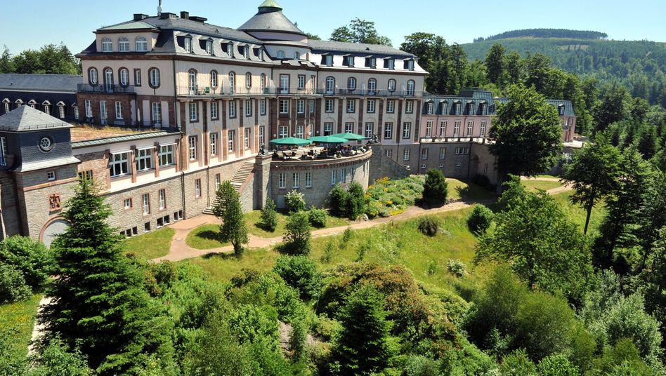 Schlosshotel Bühlerhöhe (2010): Eine Legende verfällt