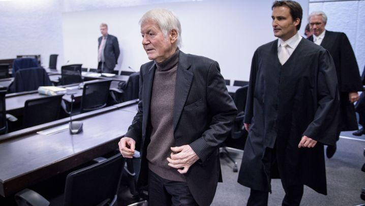 Urteil gegen Anton Schlecker: Patriarch auf Bewährung, Kinder in Haft