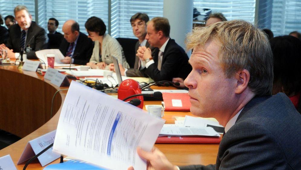 Bundestagskommission: Wachstumskritiker im Parlament