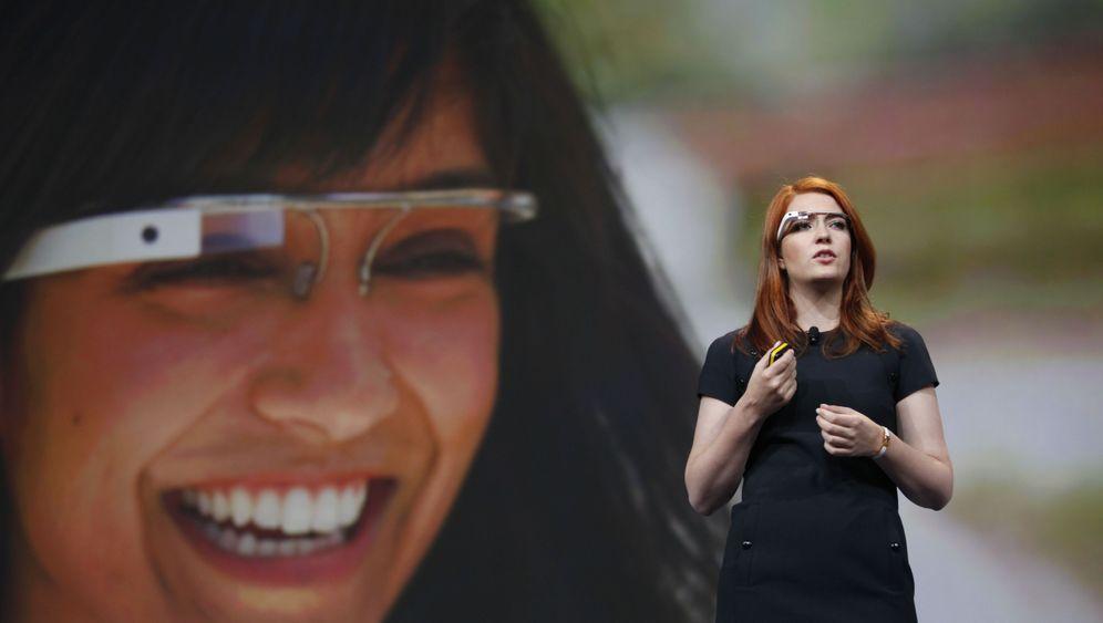 Entwicklerkonferenz Google I/O: Tablet, Kugel, Siri-Klon