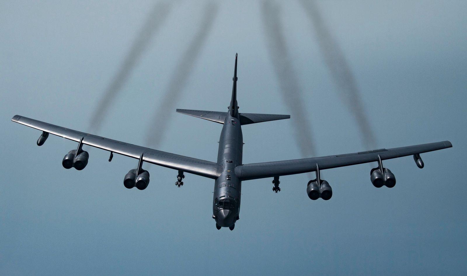 US Iran bombers