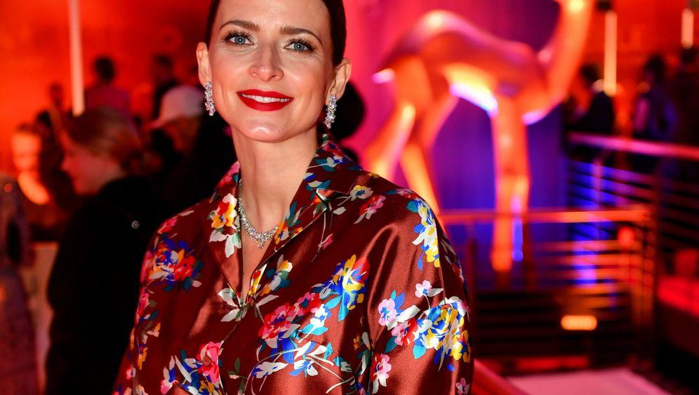 Eva Padberg: Baby-Shower für fremde Kinder
