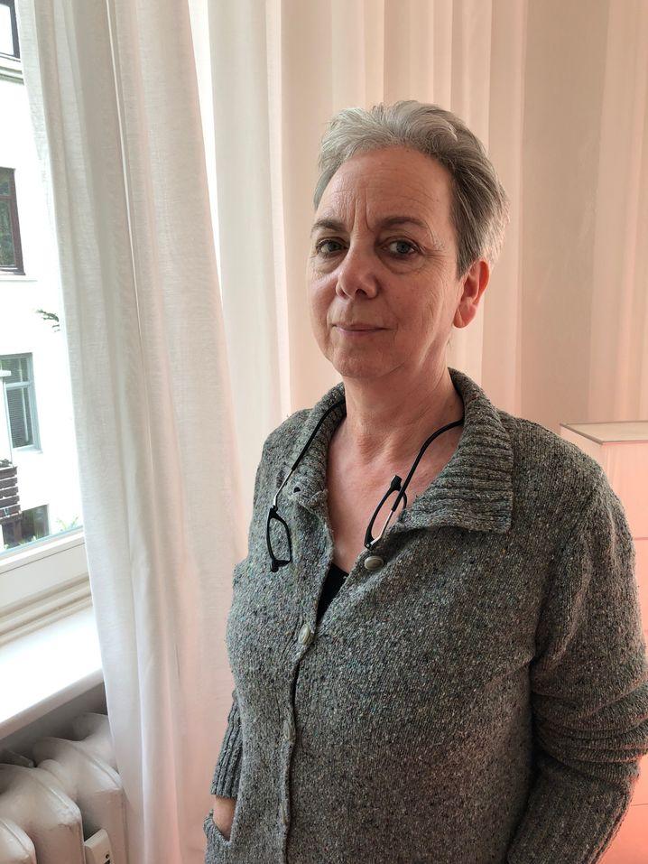 Seit 29 Jahren arbeitet Marina Knopf im Familienplanungszentrum in Hamburg-Altona