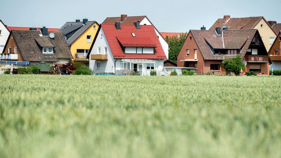 Für ärmere Haushalte schwierig zu erreichen: eine eigene Immobilie (Symbolbild)