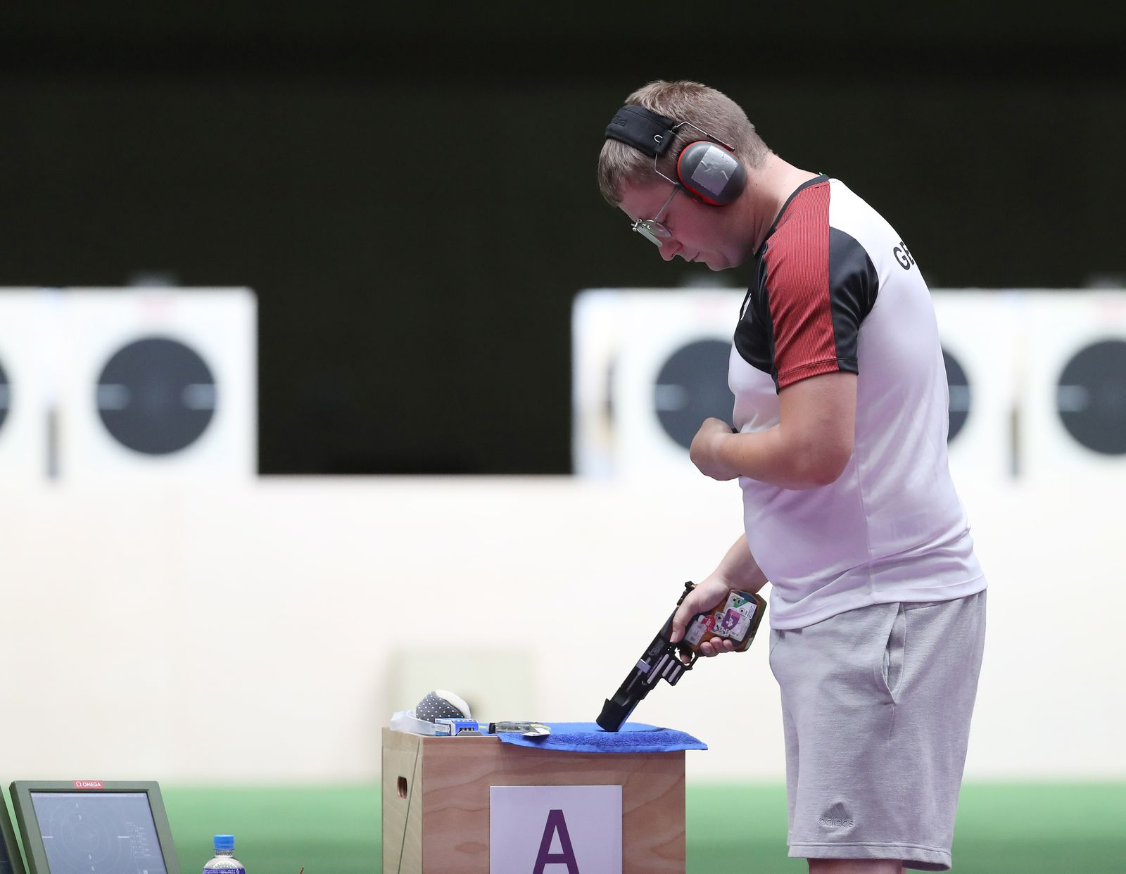 Olympic Games 2020 Shooting