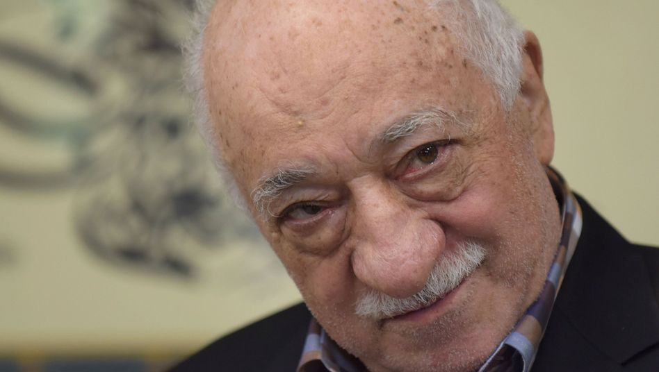 Prediger Fethullah Gülen (Archivbild)