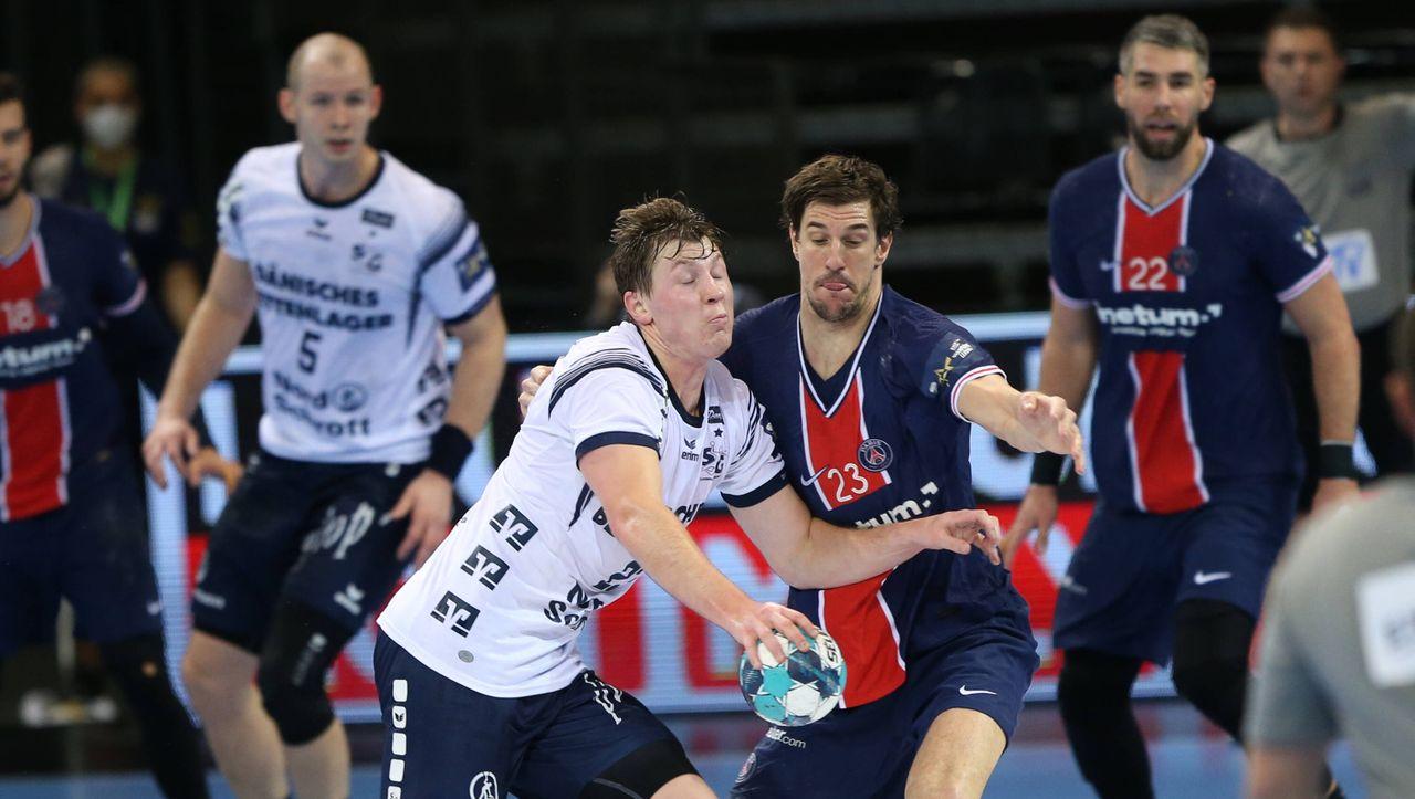 Beschluss des Handballverbands: Flensburg und Kiel verlieren Spiele, die sie wegen Corona nicht antreten konnten - DER SPIEGEL