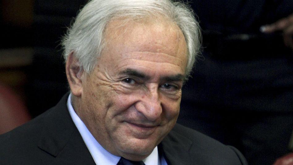 Vergewaltigungsvorwürfe: Spektakuläre Wende im Fall Strauss-Kahn