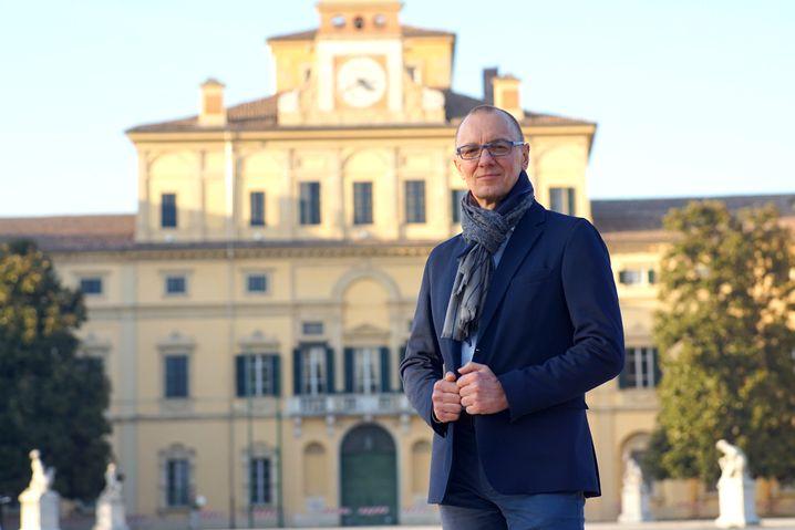"""Bernhard Url: """"Soweit möglich, kaufe ich hier in Italien lokal ein"""""""