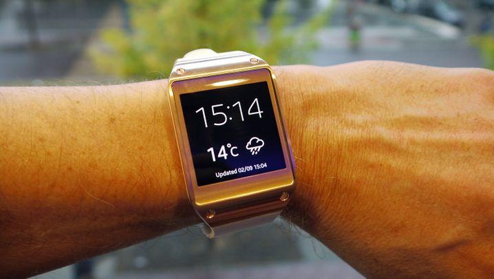 Galaxy Gear: Das ist Samsungs Smartwatch