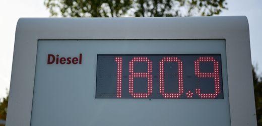 Dieselpreis steigt auf Rekordhoch in Deutschland