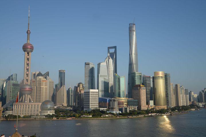 Shanghai: Sightseeing bei 20 Grad