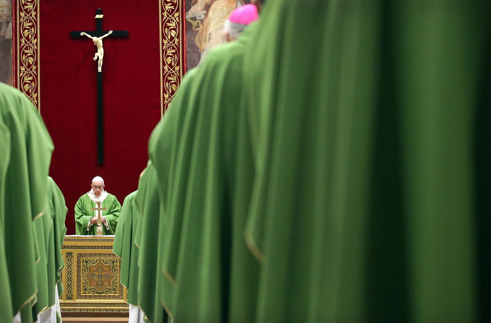 The Pope Holds 'The Protection Of Minors In The Church' Summit