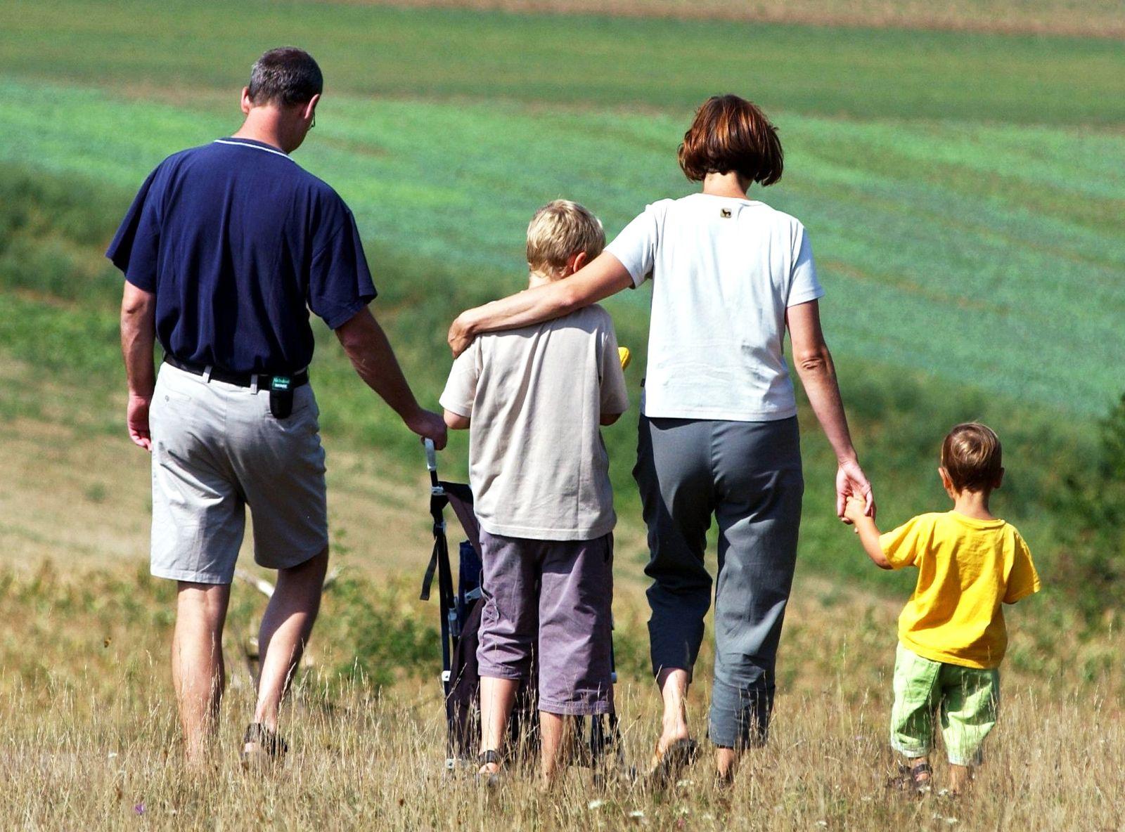 Familie / Familiensplitting