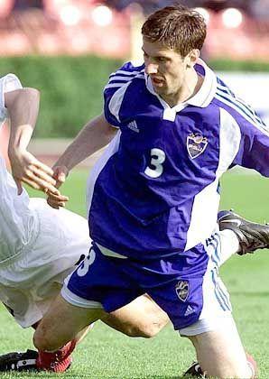 Mladen Krstajic: Stammplatz in der Nationalmannschaft erobert