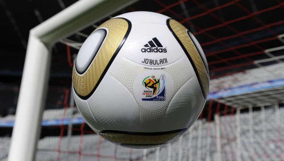 WM-Ball Jabulani: Turnier als Umsatzbringer für Adidas