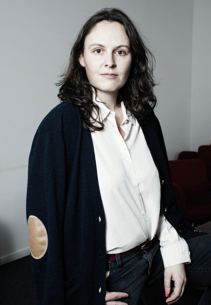 Autorin Jana Hensel