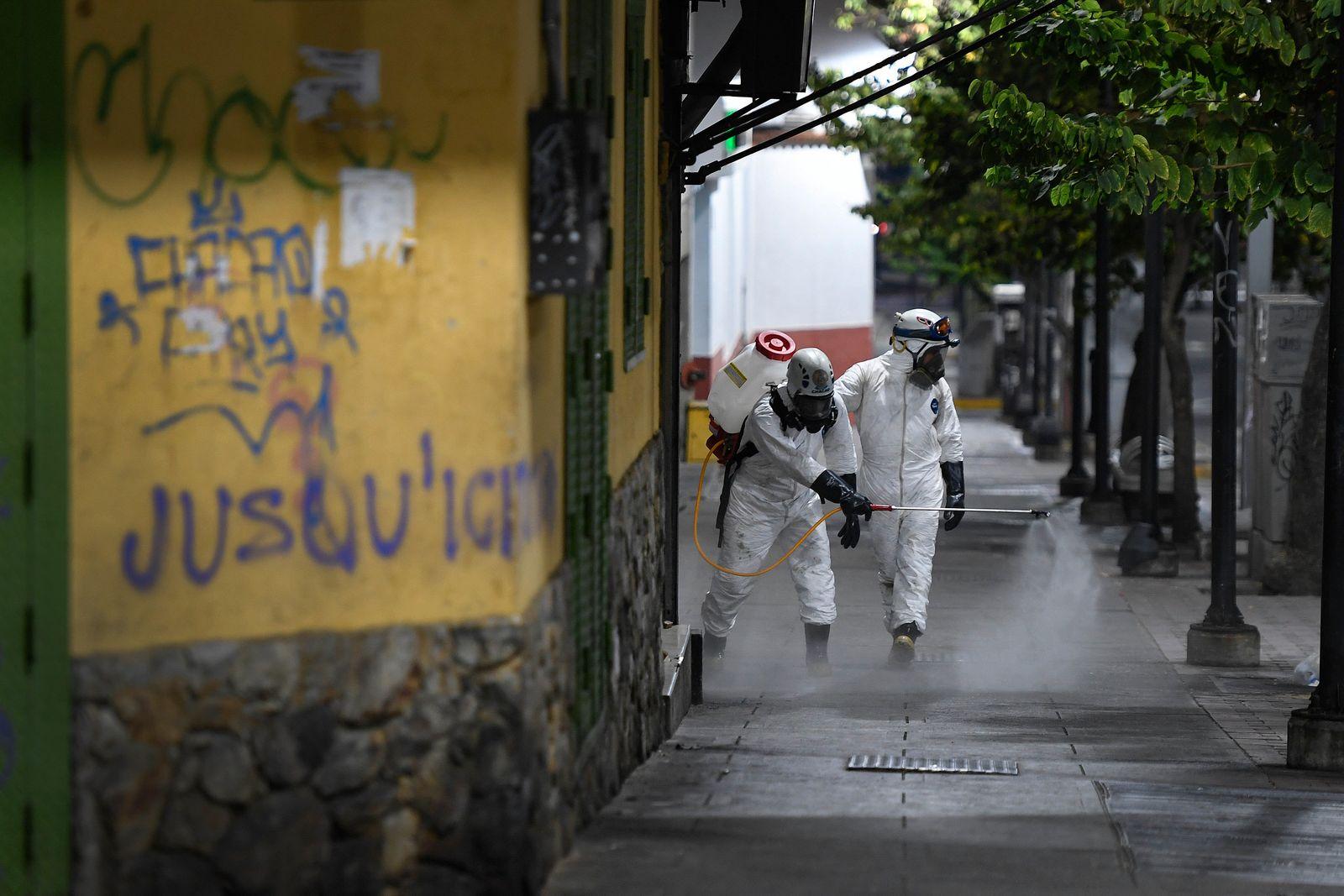 Coronavirus - Venezuela