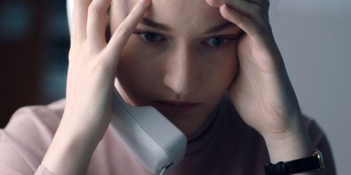 "Julia Garner in ""The Assistant"""