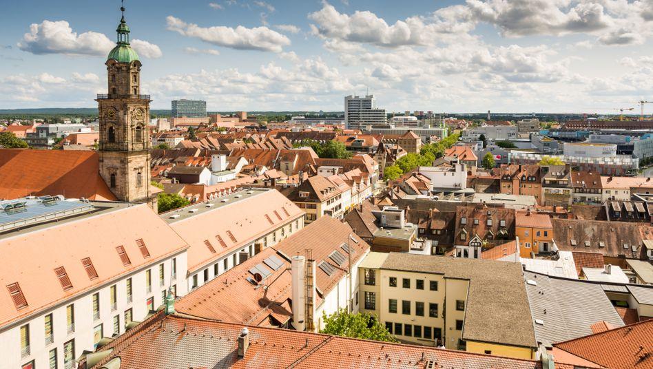 Erlangen in Franken