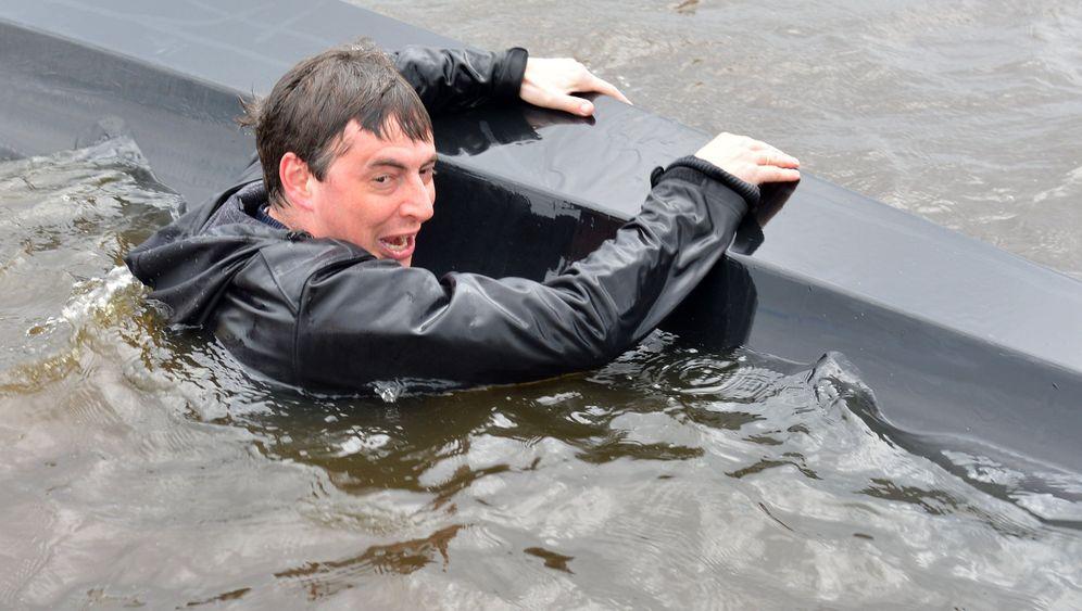 Unfall mit Drachenboot: Getrommelt, gekippt, gekentert
