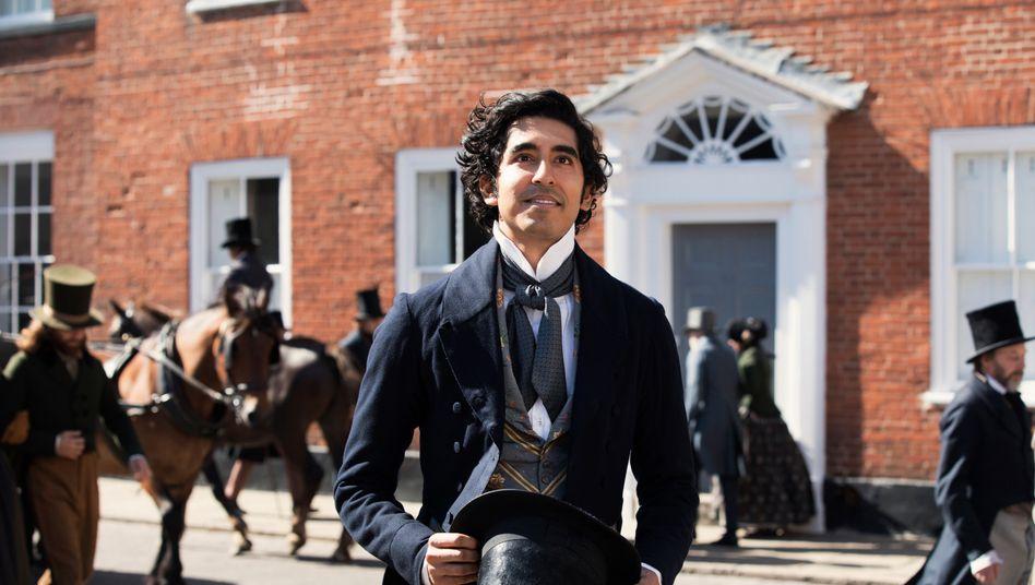 Dev Patel als David Copperfield: Sein Charaktermerkmal? Fidel sein!
