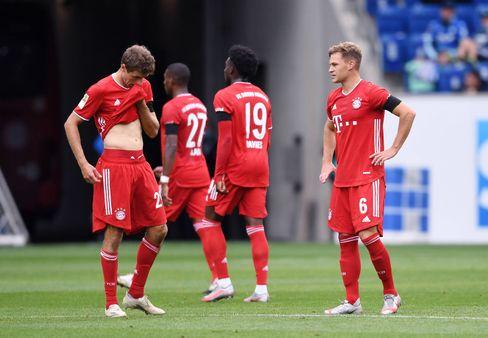 Bayern-Profis Müller und Kimmich