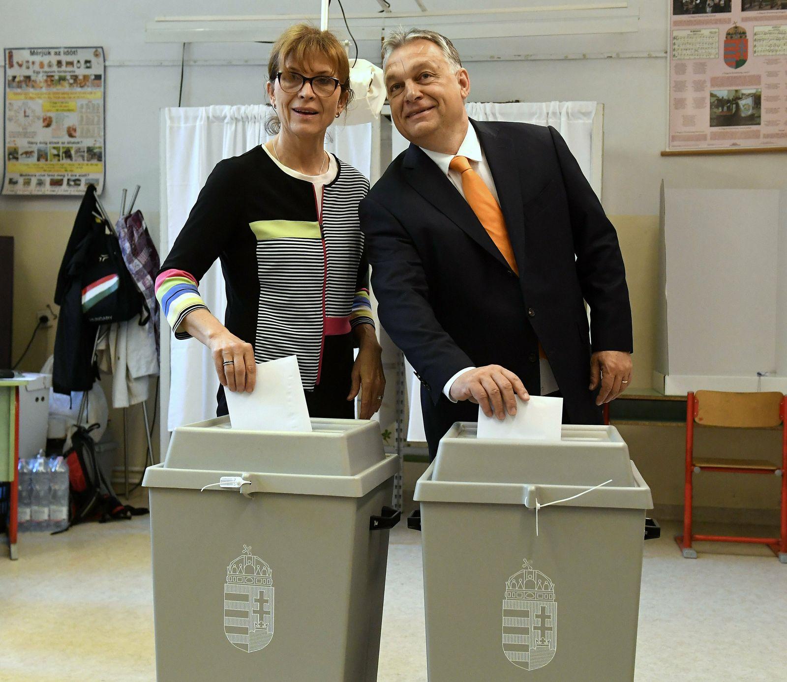 Europawahl/ Ungarn/ Orban