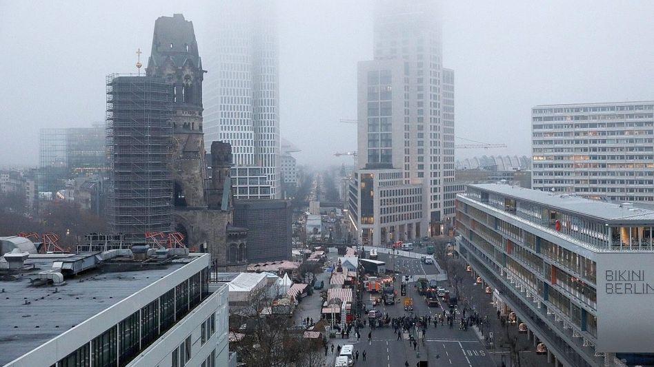 Anschlagsort Breitscheidplatz: Die Pistole könnte Amri sich in der Schweiz besorgt haben