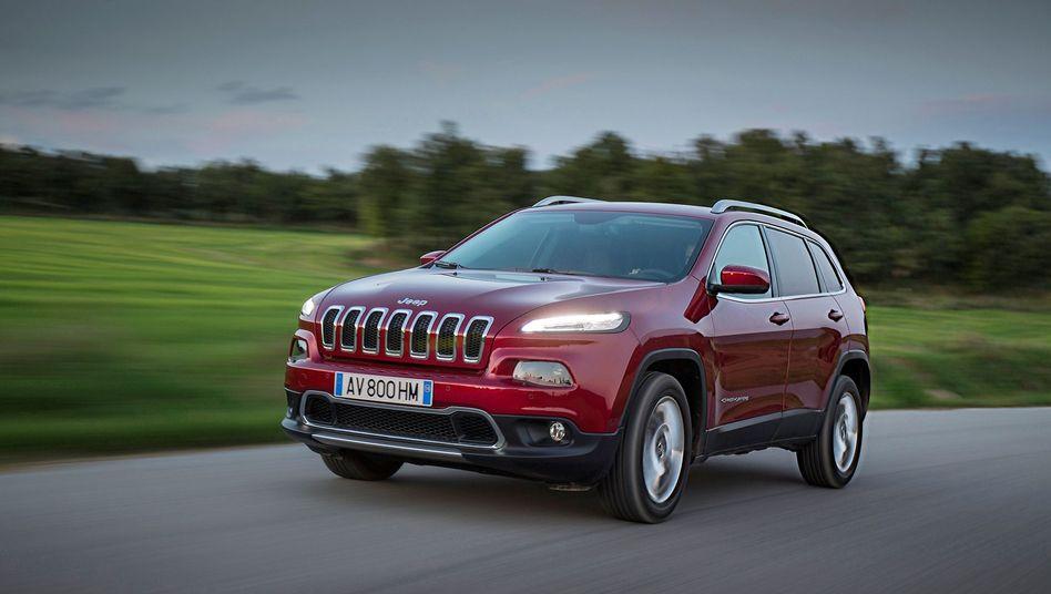 Jeep Cherokee: Hacker-Duo verschafft sich Kontrolle übers Steuer