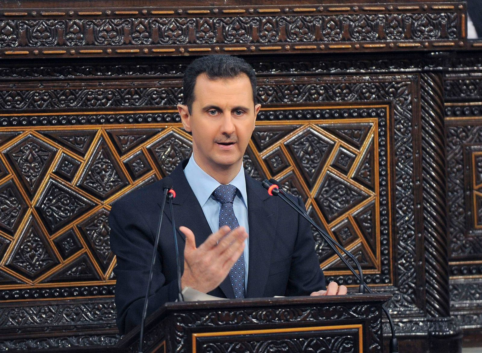 Baschar al-Assad / Syrien