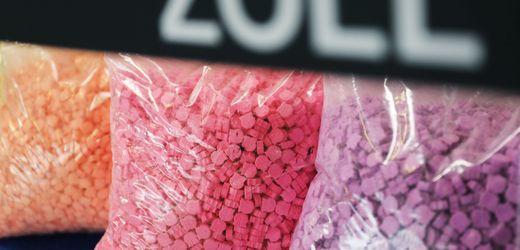 Köln-Bonn: Zoll stellt am Flughafen 173.000 Ecstasy-Tabletten sicher