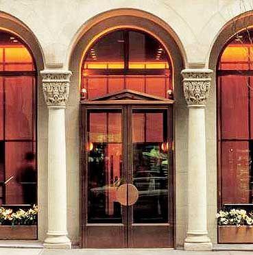 Hotel der Ian-Schrager-Kette: Unauffälliger Eingang des ersten Designhotels Morgans