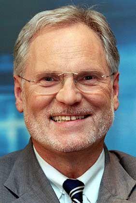 Für Ehrenkodex der Medien gegen Gewalt: ZDF-Intendant Markus Schächter