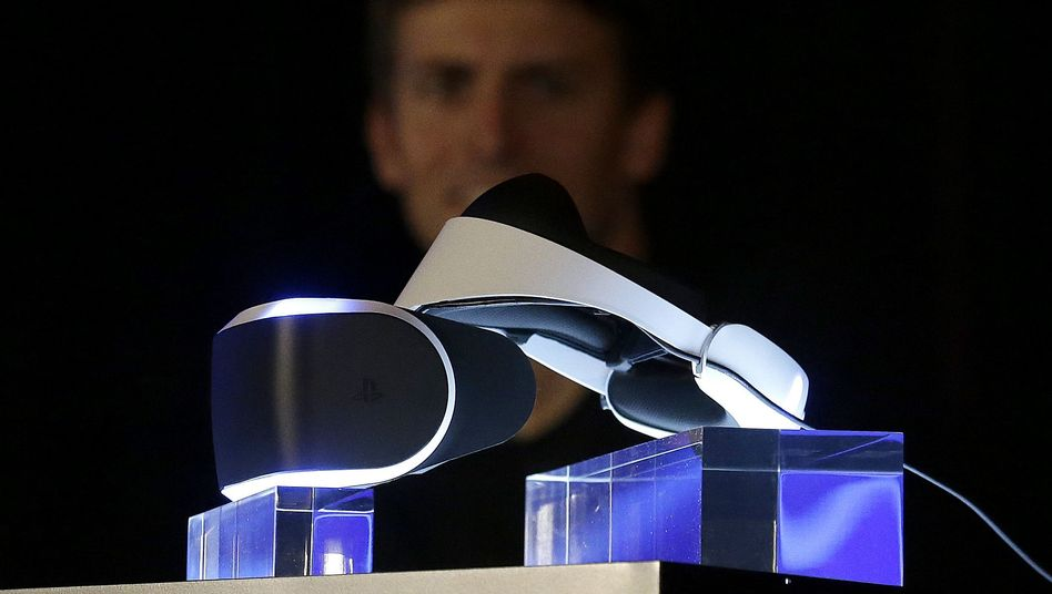 Virtuelle Realität für die Playstation 4: Sony macht der Oculus Rift Konkurrenz
