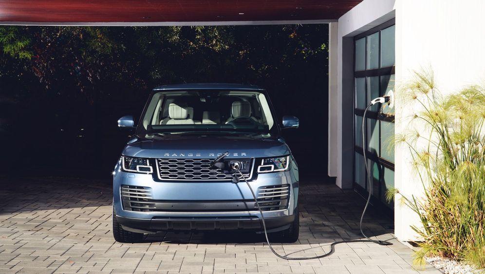 Land Rover Range Rover Plug-in-Hybrid: Zeitweise leise