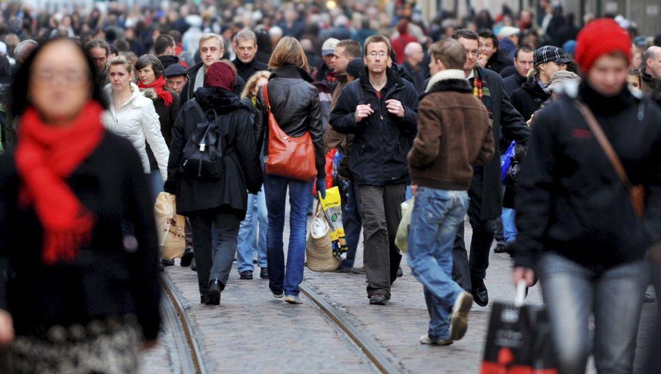 Bevölkerungsentwicklung: Einwohnerzahl in Deutschland erreicht Höchststand