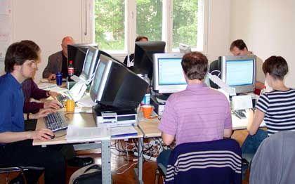"Arbeitsraum bei Alfa Press: ""Was heißt volume-constricted orders?"""