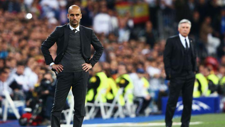 Bayerns Taktik gegen Real: Madrider Freiräume