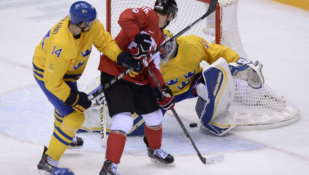 Eishockey-Finale: Gnadenlose Dominanz der Kanadier