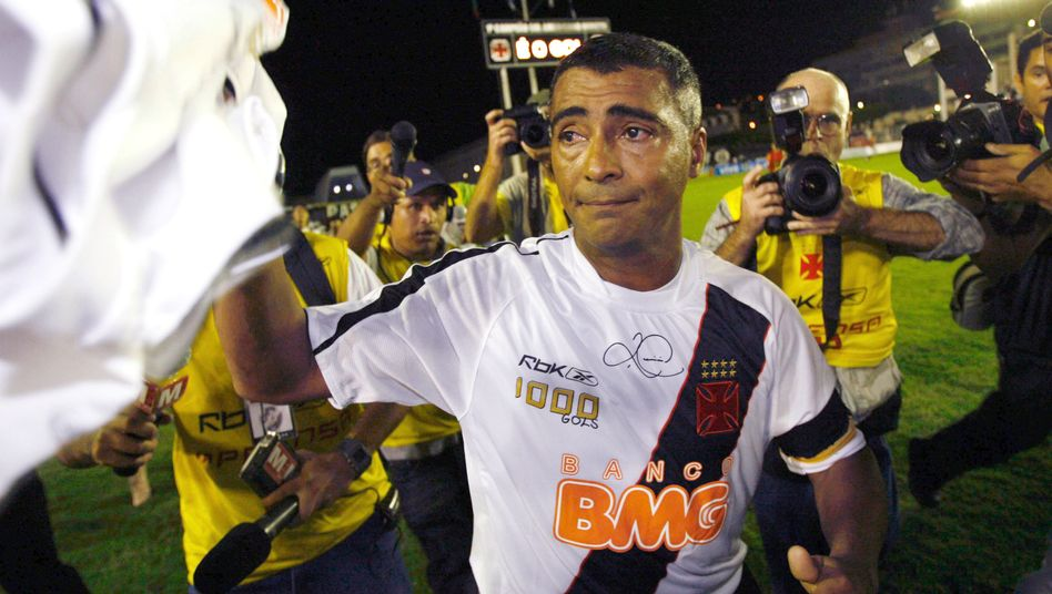 Ex-Fußballer Romário