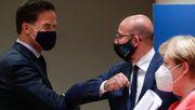 EU-Gipfel einigt sich auf 1,8 Billionen Euro schweres Finanzpaket