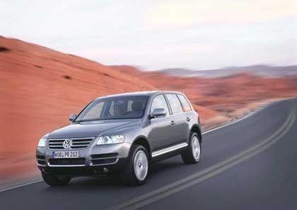 VW Touareg: Die SUV-Hersteller werben mit Illusionen wie Abenteuer und Freiheit