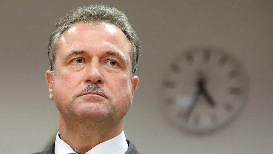 """Claus Weselsky: Der GDL-Chef will """"friedvolle"""" Weihnachten"""