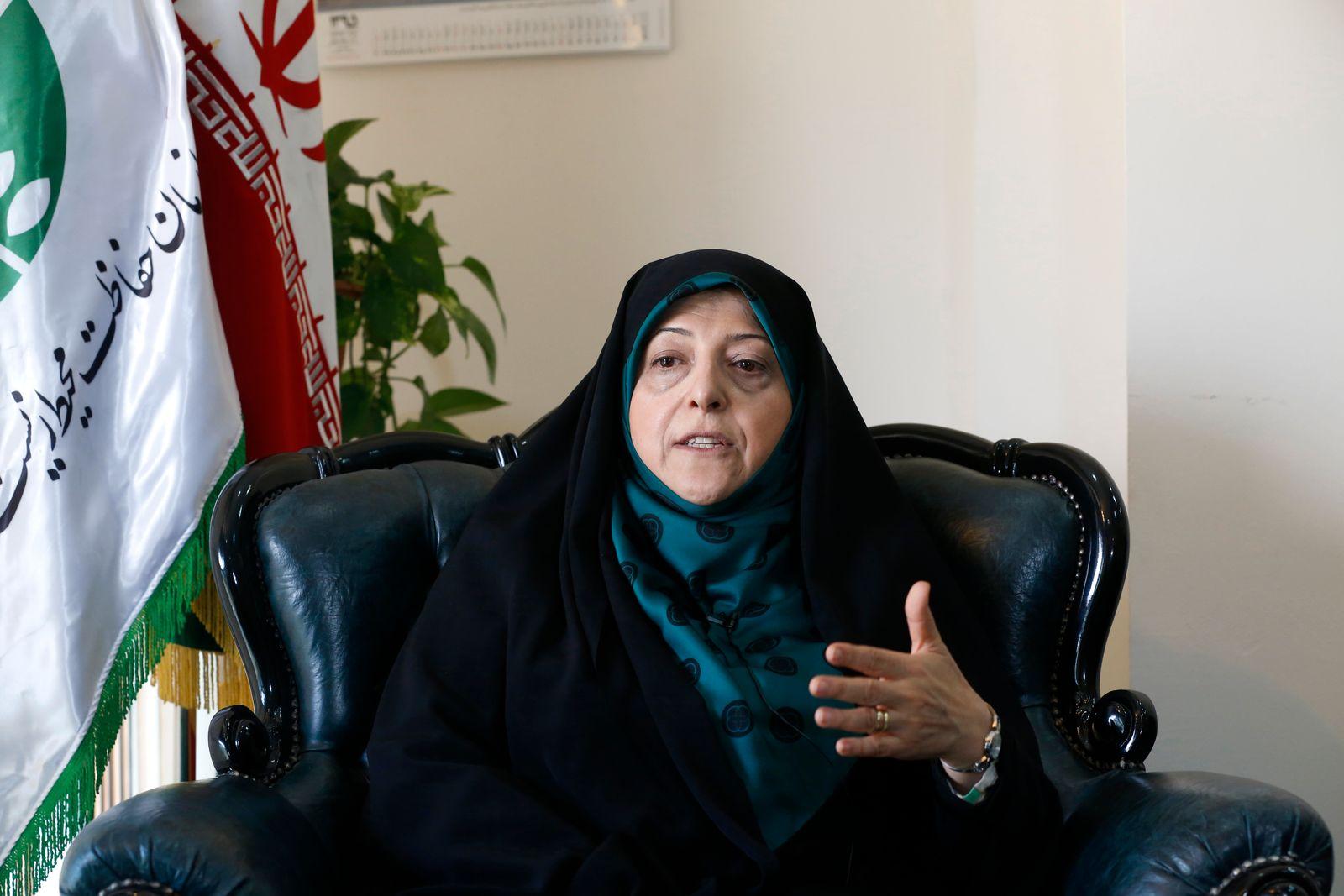 IRAN-POLITICS-CLIMATE