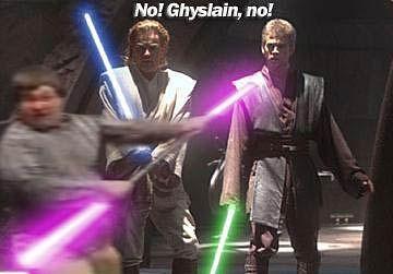 """""""Star Wars Kid"""" Ghyslain: Plötzlich so bekannt wie die echten Stars"""