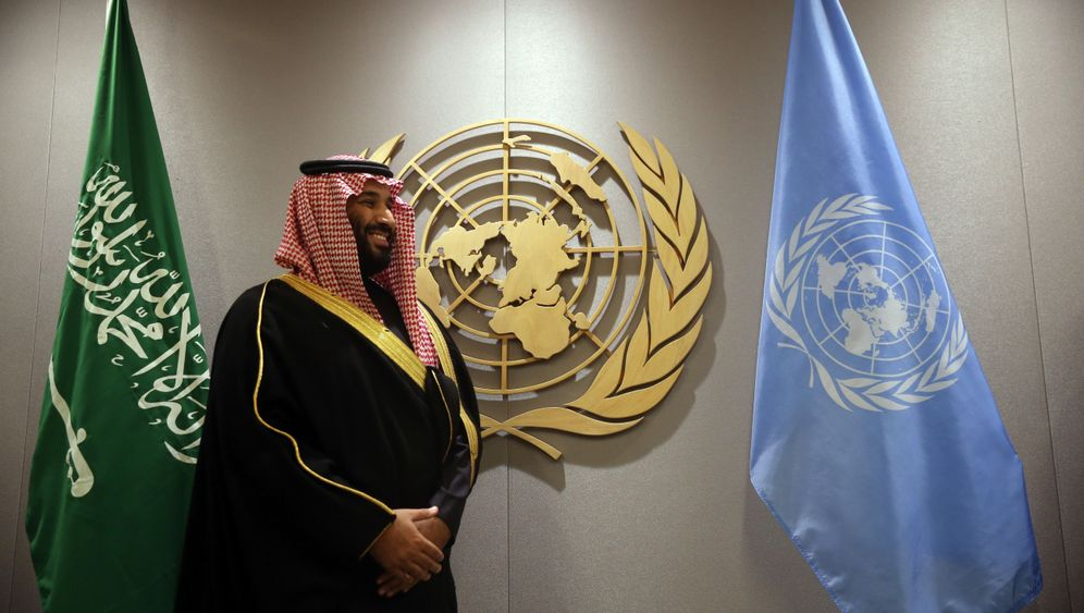 Photo Gallery: A Saudi Prince Seeks a New Future